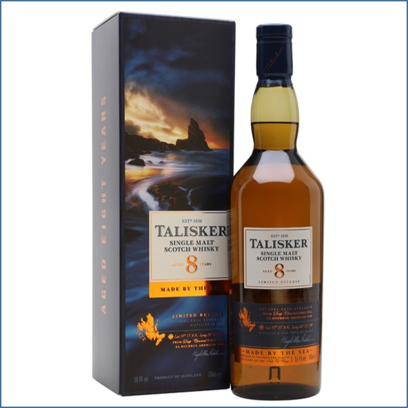Talisker 8 Year Old Special Releases 2018 70cl 59.4%