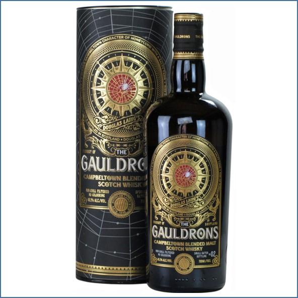 The Gauldrons Batch 2 Campbeltown Blended Malt Scotch Whisky Douglas Laing 70cl 46.2%