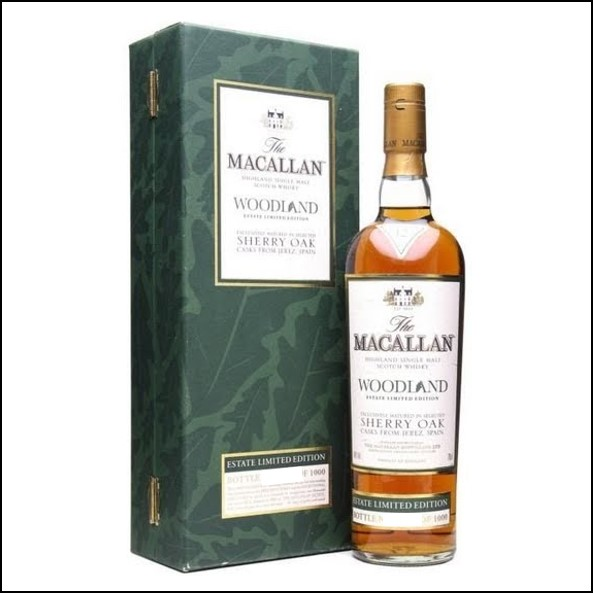 收購麥卡倫12年/ Macallan 12 Year Old Woodland Estate 70cl 40%