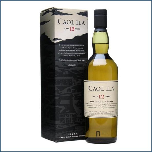 CAOL ILA 12 YEAR OLD 70cl 43%