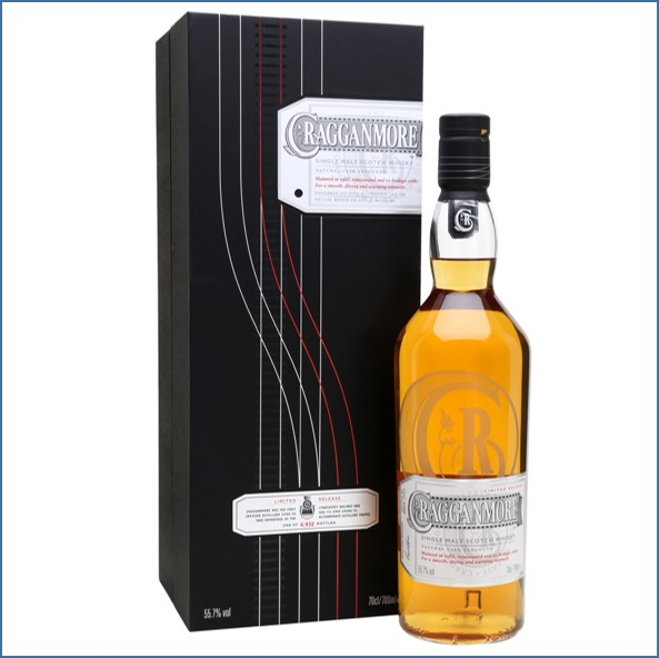 Cragganmore Special Releases 2016 Speyside Single Malt Scotch Whisky 70cl 55.7%