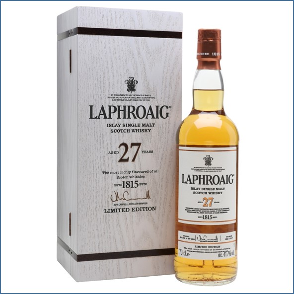Laphroaig 27 Year Old Bot.2017 70cl 41.7%