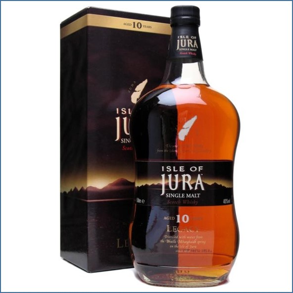 sle of Jura 10 Year Old Legacy 100cl 40%