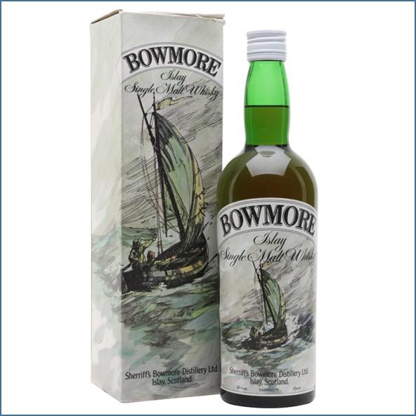 Bowmore Ship Label Bot.1960s 75cl 40%