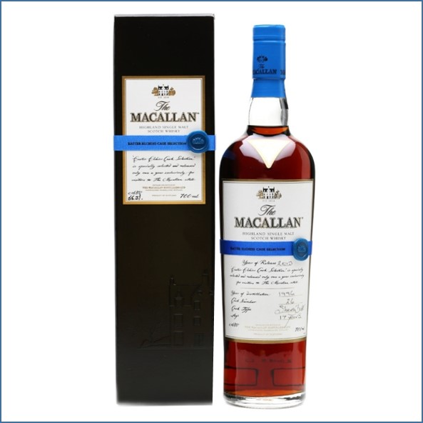 Macallan 1996 17 Year Old Easter Elchies 2013 70cl 55.3%