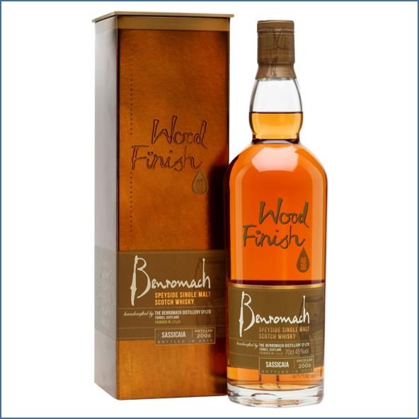 Benromach 2006 Sassicaia Wood Finish Bot.2015 70cl 45%