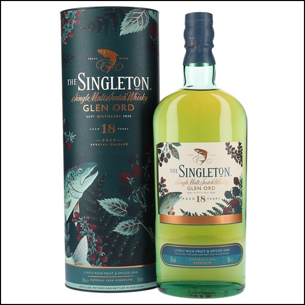 The Singleton of Glen Ord 2000 18 Year Old Special Releases 2019 70cl 55%