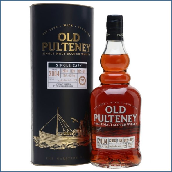 Old Pulteney 2004 Single Cask #128 TWE Exclusive 2018 70cl 62.1%