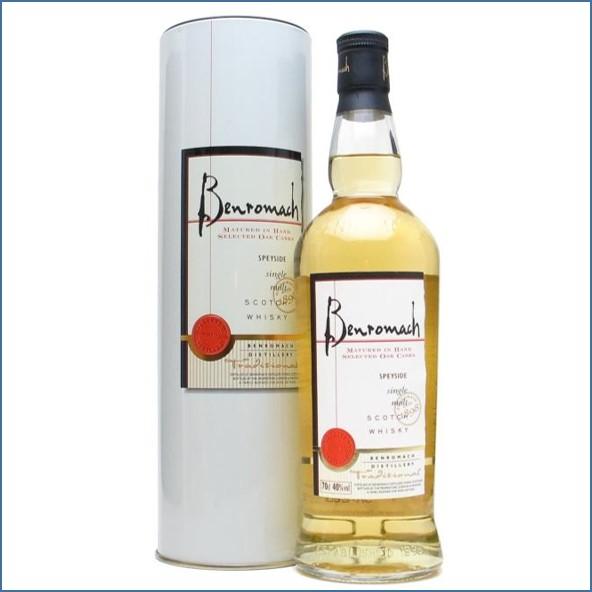 收購百樂門威士忌,百樂門威士忌收購, Benromach Traditional 70cl 40%