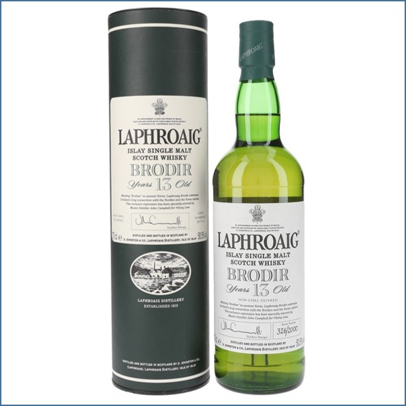 Laphroaig Brodir 13 Year Old 70cl 50.5%