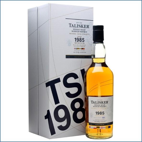 Talisker 27 Year Old 1985 70cl 56.1%