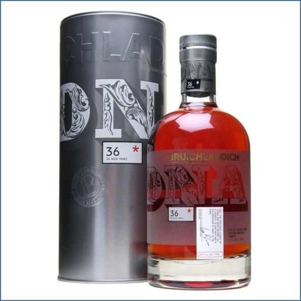 Bruichladdich 36 Year Old DNA 70cl 41%