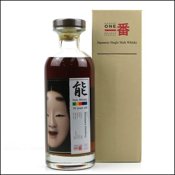 輕井澤威士忌 能  30年