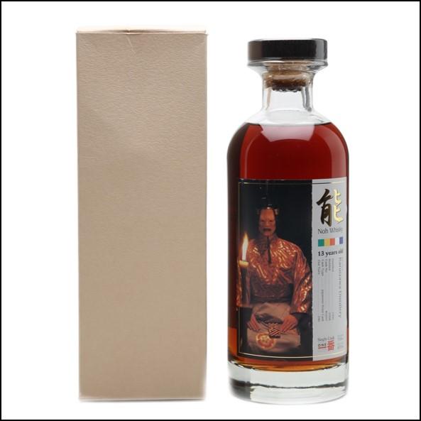 輕井澤威士忌 能  13年
