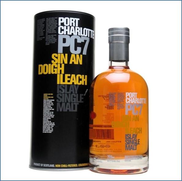 Port Charlotte PC7 Sin An Doigh Ileach 70cl 61%