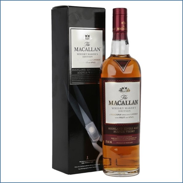 Macallan Whisky Maker's Edition - X-Ray 3 - The Finest Cut