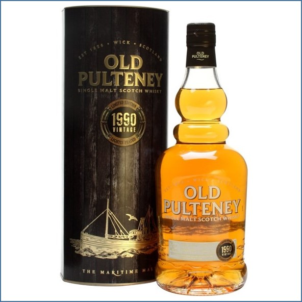 Old Pulteney 1990 70cl 46%