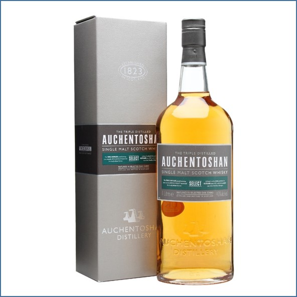 Auchentoshan Select 100cl 40%