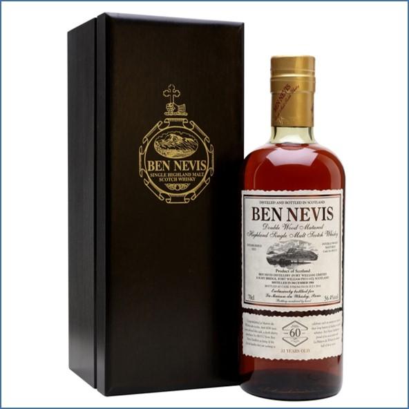 Ben Nevis 31 Year Old 1984 LMDW 60th Anniversary 70cl 56.4%