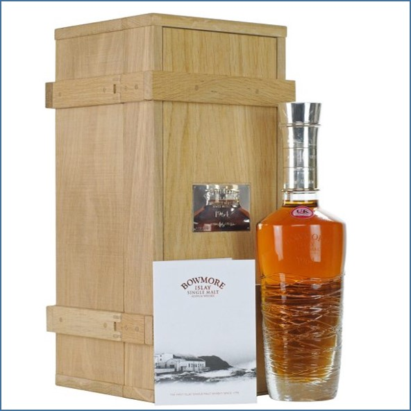 Bowmore 50 Years Old 1966 70cl 41.5%