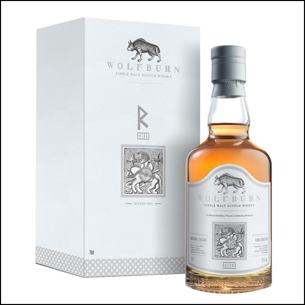 Wolfburn Kylver Series Release 5 2019 Highland Single Malt Scotch Whisky 70cl 50%
