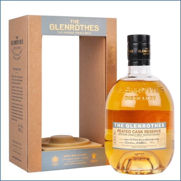 Glenrothes Peated Cask Reserve 70cl 40%