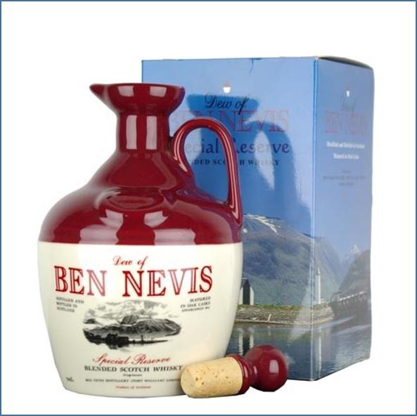 Dew of Ben Nevis Special Reserve Blended Scotch Whisky 70cl 40%
