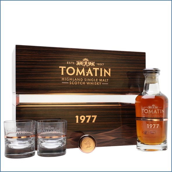 Tomatin 1977 41 Year Old  Warehouse 6 Collection  70cl 49%