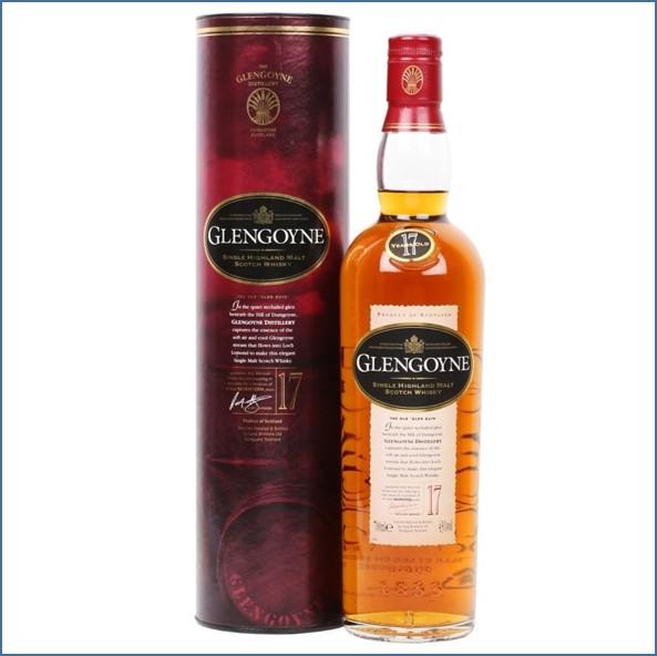 Glengoyne 17 Year Old - Old Bottling 70cl 43%