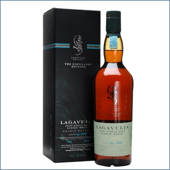 LAGAVULIN 1997 DISTILLERS EDITION Bot.2013 70cl 43% 拉加維林收購 1997-2013 雙桶