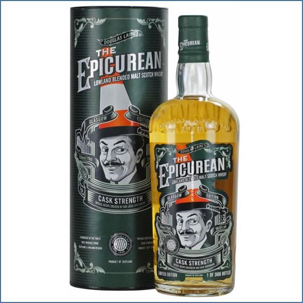 The Epicurean Cask Strength - Glasgow Edition 58.6%