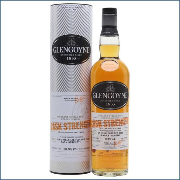 Glengoyne Cask Strength - Batch 7 70cl 58.9%