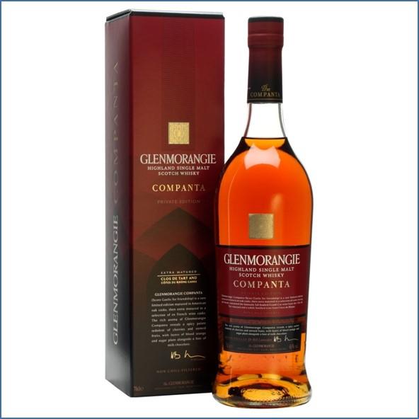 Glenmorangie Companta Private Edition-5 70cl 46% 2014