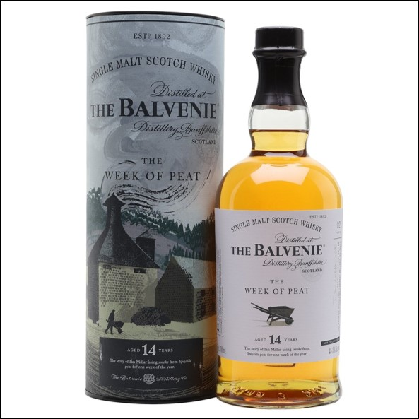 Balvenie Week of Peat 14 Year Old Stories No.2 70cl 48.3%