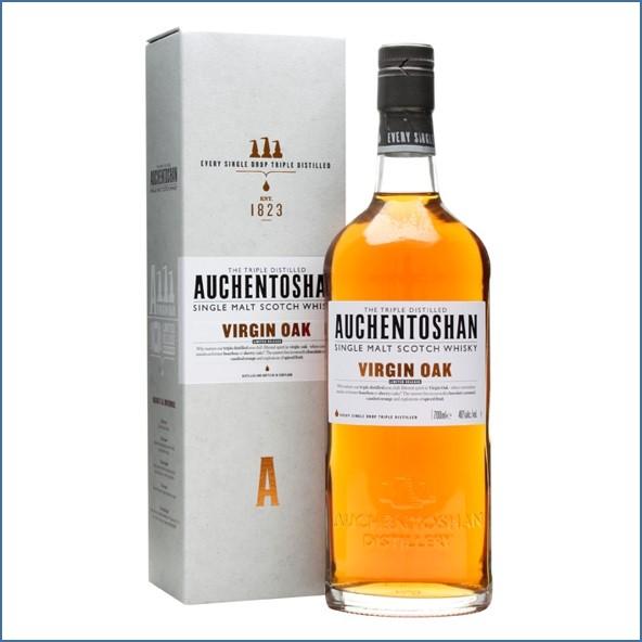 Auchentoshan Virgin Oak Batch One 70cl 46%