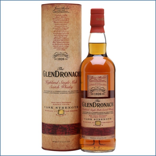 Glendronach Cask Strength Batch 6 70cl 56.1%