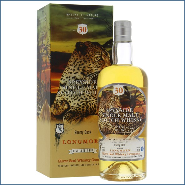 Longmorn 30 Year Old 1984 Silver Seal 70cl 56.3%