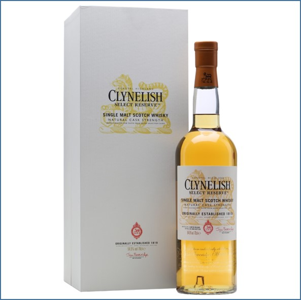 Clynelish Select Reserve Special Releases 2014 Highland Single Malt Scotch Whisky 70cl 54.9%