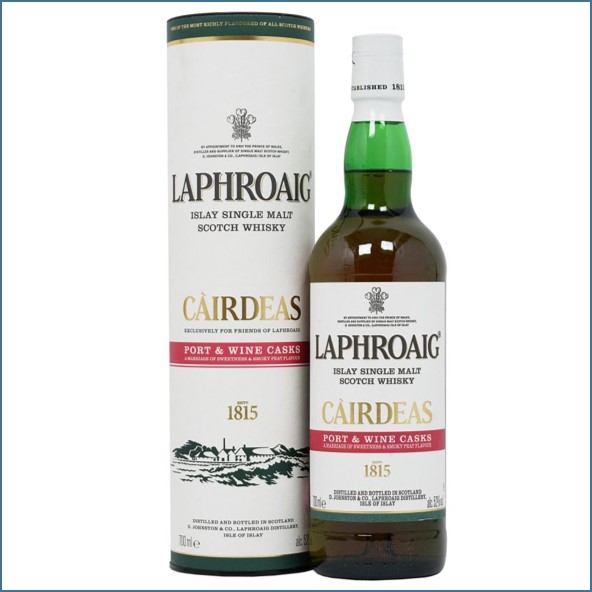 拉佛格收購Laphroaig Cairdeas 2020 Port & Wine Casks  70cl 52%