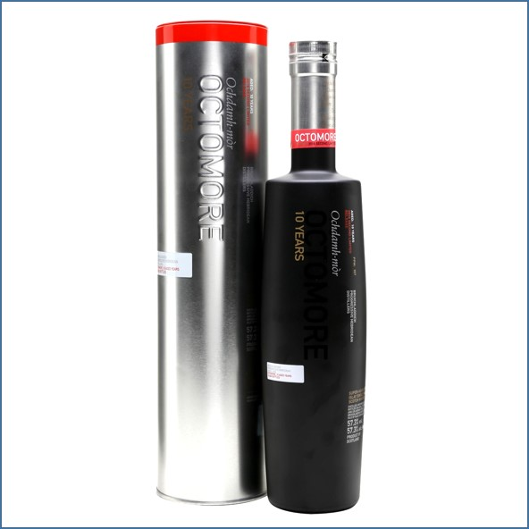 OCTOMORE 10 Year Old 2nd Edition 70cl 57.3%