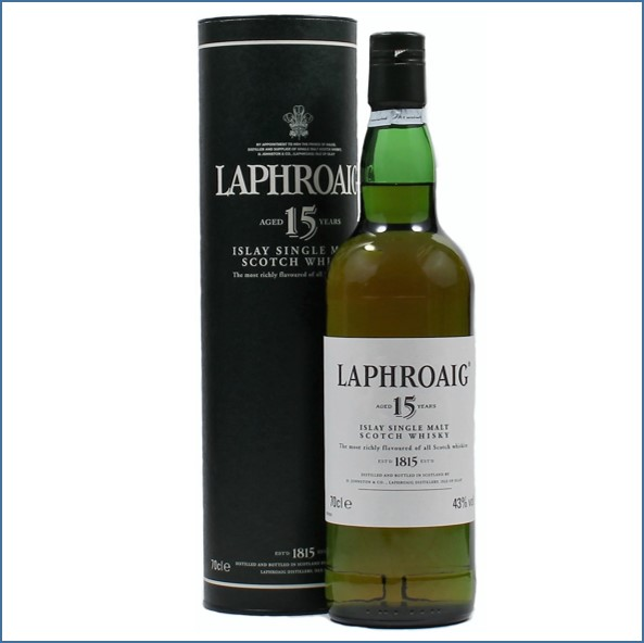 Laphroaig 15 Year Old 70cl 43%
