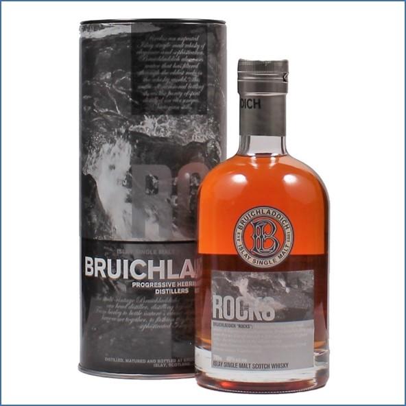 Bruichladdich Rocks 2nd edition 70cl 46%