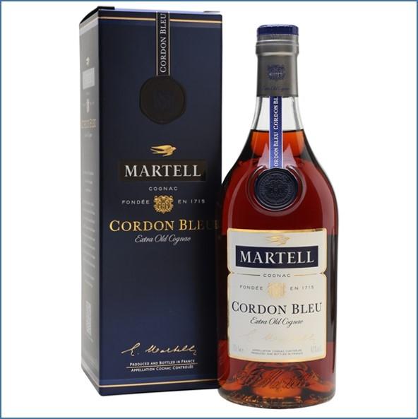 馬爹利收購 藍帶三斧  CORDON BLEU
