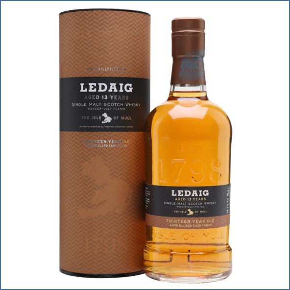 收購里爵13年   Ledaig 13 Year Old Amontillado Finish 70cl 59.2%