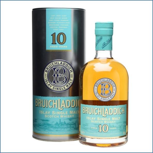 Bruichladdich 10 Year Old 70cl 46%