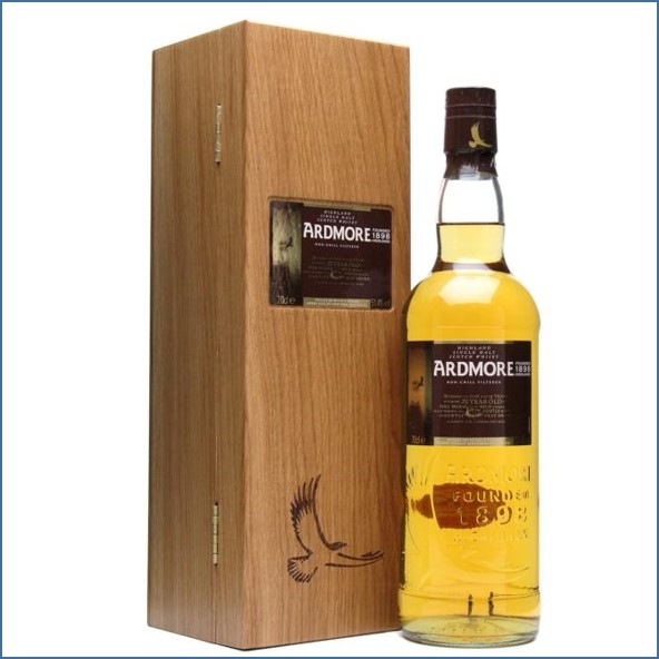 Ardmore 25 Year Old Highland Single Malt Scotch Whisky 70cl 51.4%