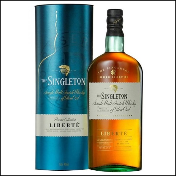The Singleton of Glen Ord Liberté 2014 100cl 40% 蘇格登大師精選 Liberté
