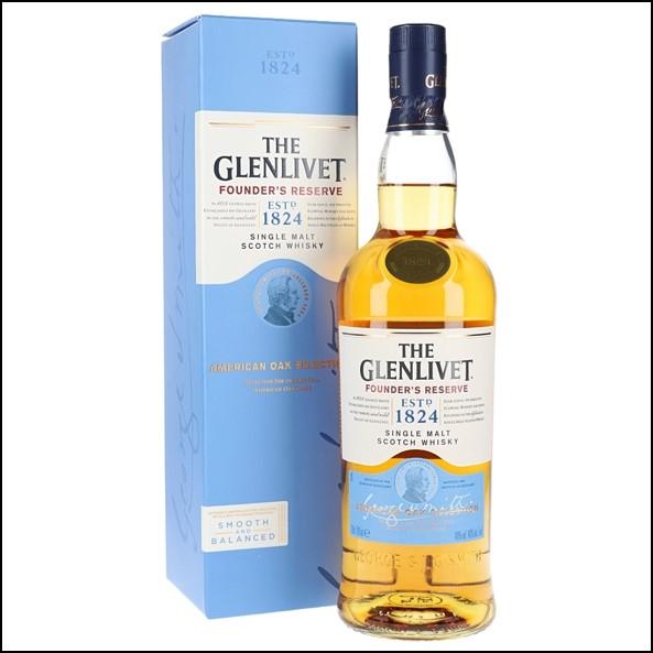 GLENLIVET FOUNDER'S RESERVE 70cl 40%