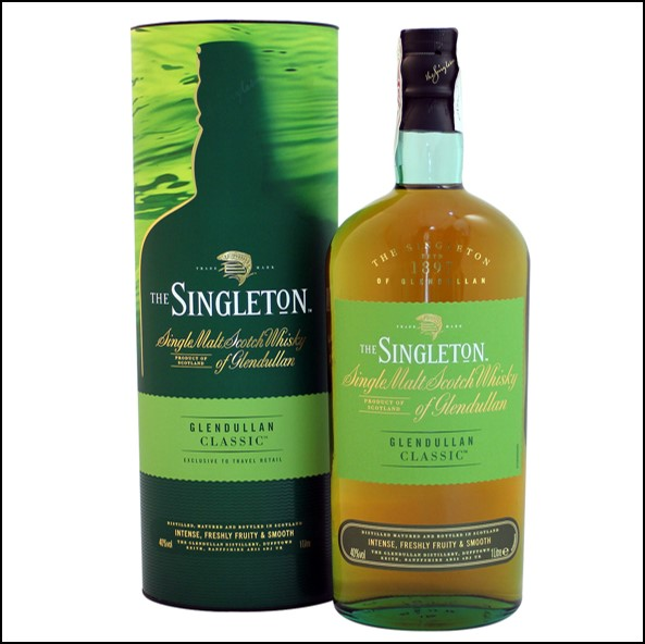 The Singleton of Glendullan Classic 100cl 40% 蘇格登 CLASSIC Glendullan收購