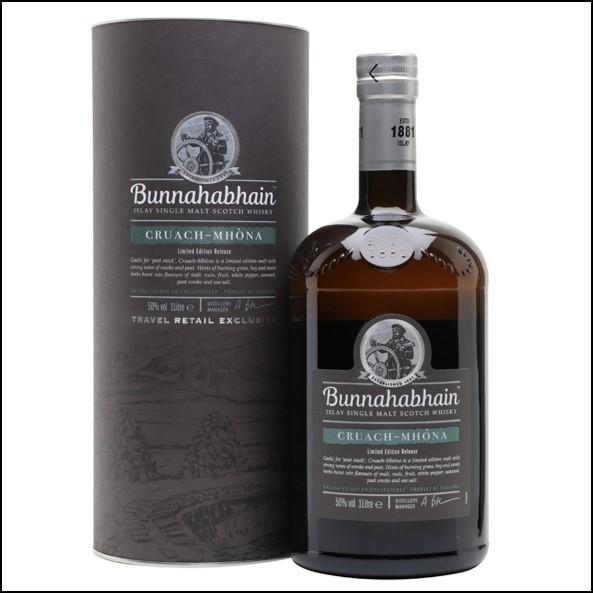 Bunnahabhain Cruach-Mhona 100cl 50%2